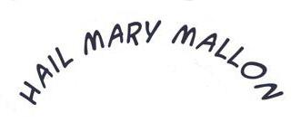 logo Hail Mary Mallon