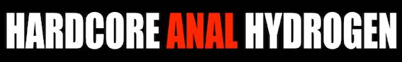 logo Hardcore Anal Hydrogen