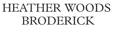 logo Heather Woods Broderick