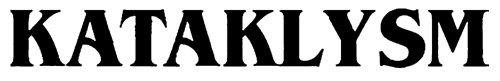 logo Kataklysm