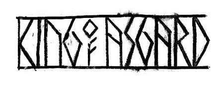 logo King Of Asgard