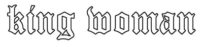 logo King Woman