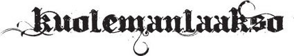 logo Kuolemanlaakso