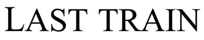 logo Last Train