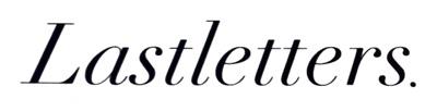 logo Lastletters