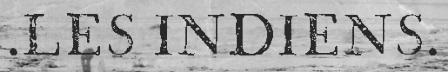 logo Les Indiens