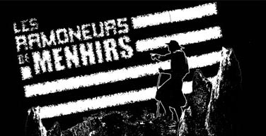 logo Les Ramoneurs De Menhirs