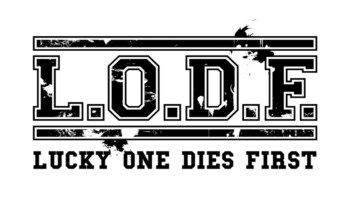 logo Lucky One Dies First