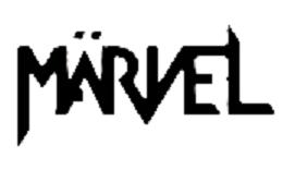logo Märvel