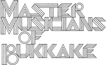 logo Master Musicians Of Bukkake