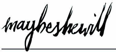 logo Maybeshewill