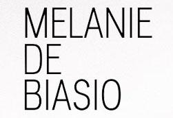 logo Melanie De Biasio