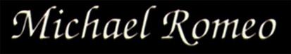 logo Michael Romeo