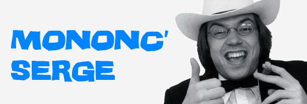 logo Mononc Serge