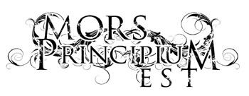 logo Mors Principium Est