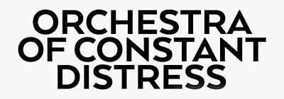 logo Orchestra Of Constant Distress