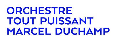 logo Orchestre Tout Puissant Marcel Duchamp