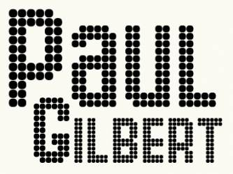 logo Paul Gilbert