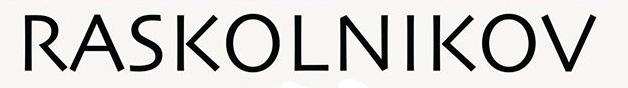 logo Raskolnikov