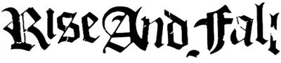 logo Rise And Fall