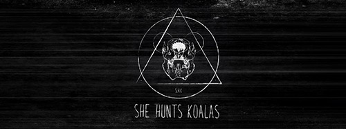logo She Hunts Koalas