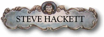 logo Steve Hackett