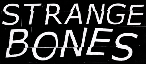 logo Strange Bones