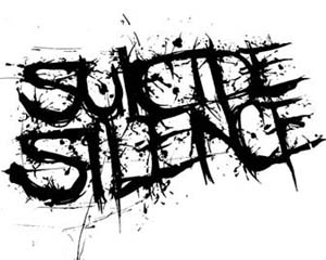 suicide silence chroniques  biographie  infos metalorgie Pierce The Veil Logo Sleeping With Sirens Logo