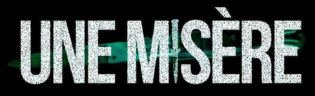 logo Une Misère