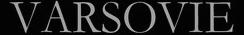 logo Varsovie