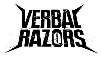 logo Verbal Razors