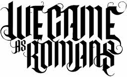 logo We Came As Romans