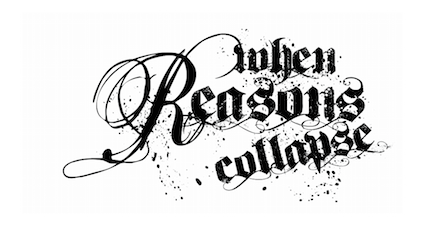 logo When Reasons Collapse