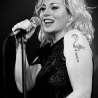 Photo de Anneke Van Giersbergen