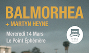 Concours Balmorhea @ Point FMR