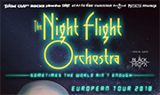 Concours The Night Flight Orchestra 2018