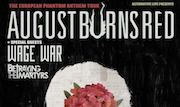 Concours August Burns Red @ Alternative Live