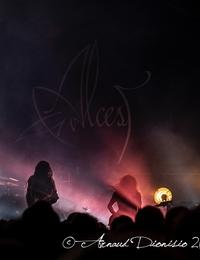 Live Report : Alcest + Celeste + Vampillia