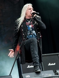 Interview : Biff Byford (Saxon)