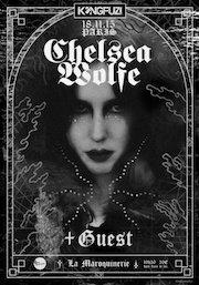 Live Report : Chelsea Wolfe + A Dead Forest Index