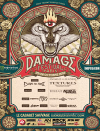 Live Report : Damage Festival, Day #2
