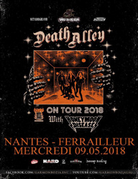 Live Report : Death Alley, Honeymoon Disease