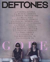 Live Report : Deftones