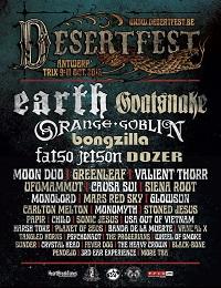 Live Report : Desertfest Belgium 2015 - Day 1