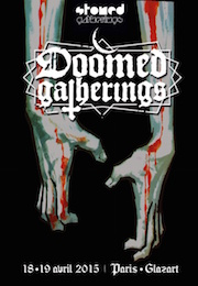 Live Report : Doomed Gatherings 2015, Jour 1