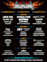 Live Report : Download Festival France