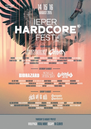 Live Report : Ieper Hardcore Fest 2015