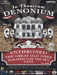 Live Report : In Theatrum Denonium, Acte II,
