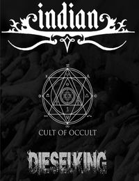 Live Report : Indian, Cult of Occult, Diesel King