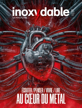 Interview : Inoxydable, le Magazine